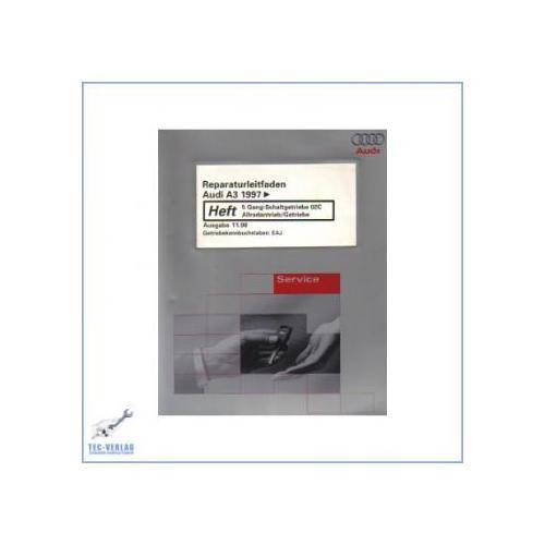 Reparaturanleitung Motronic Einspritz//Zündanlage 1,8l Audi A3 Typ 8L 96-05