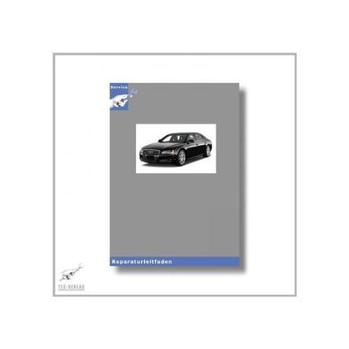 Audi A8 4H (10>) 4-Zyl. Benziner 2,0l 211 PS Turbo Einspritz- und Zündanlage