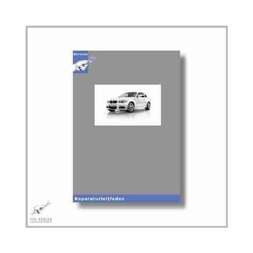 BMW 1er E82 (2006-2013) Fahrwerk und Bremsen - Werkstatthandbuch