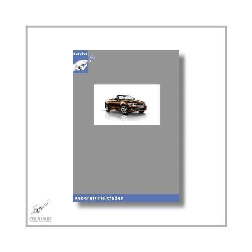 BMW 1er E88 (06-13) Karosserie Ausstattung - Werkstatthandbuch