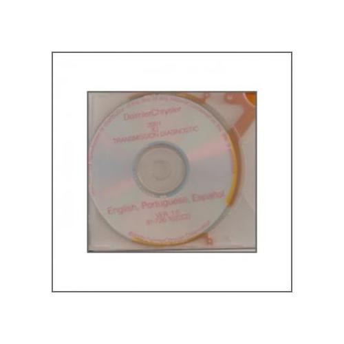 Chrysler Jeep Cherokee (>2001) - Transmission Diagnostic CD