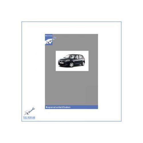 Dacia Sandero 5-Gang Schaltgetriebe JR5 - Reparaturleitfaden