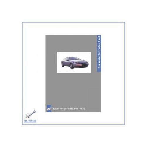 Ford Cougar (98-01) Automatikgetriebe - Werkstatthandbuch