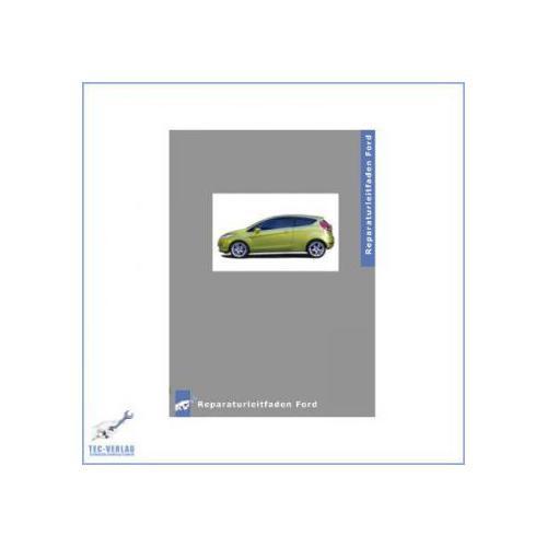 Ford Fiesta (>08) 5-Gang Schaltgetriebe iB5 - Werkstatthandbuch