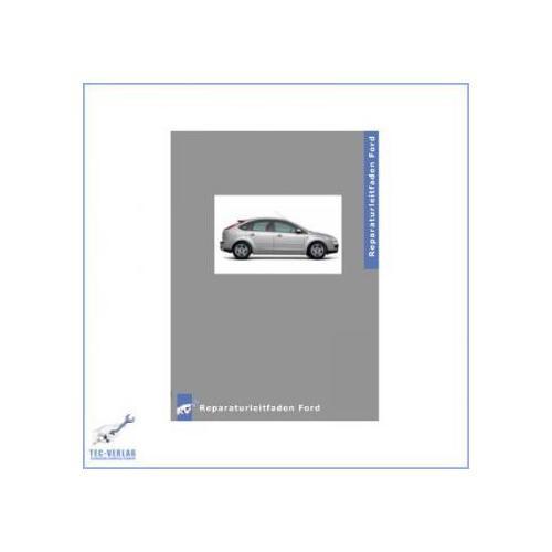 Ford Focus (>04) 6-Gang Automatikgetriebe 6DCT450 - Werkstatthandbuch