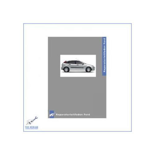 Ford Focus (98-04) 5-Gang Schaltgetriebe iB5 - Werkstatthandbuch