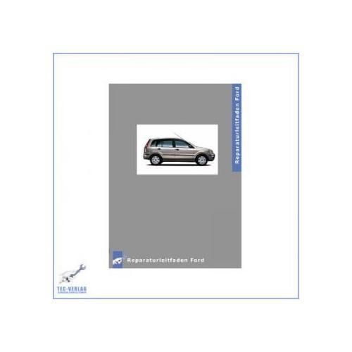 Ford Fusion  1.6L Duratorq-TDCi (DV) Dieselmotor - Werkstatthandbuch