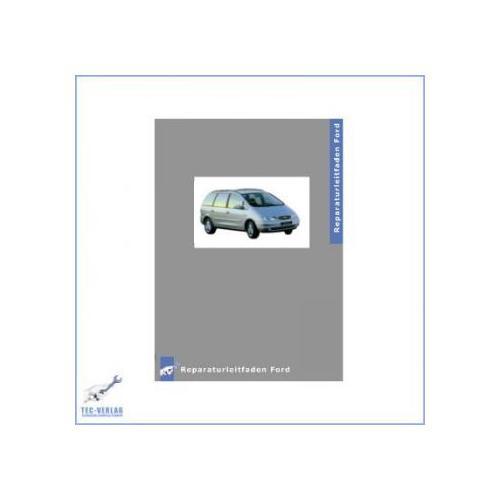 Ford Galaxy (95-00) 1,9 TDI Motor - Werkstatthandbuch