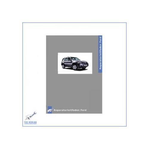 Ford Maverick (04-07) 3.0L Duratec-VE (VE6) Motor - Werkstatthandbuch