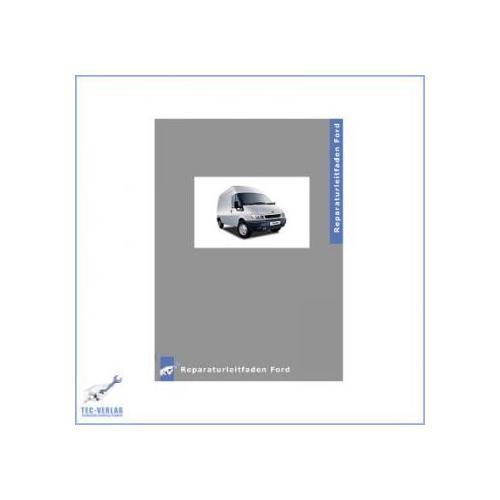 Ford Transit (00-06) 2.4L Diesel Motor Mechanik - Werkstatthandbuch