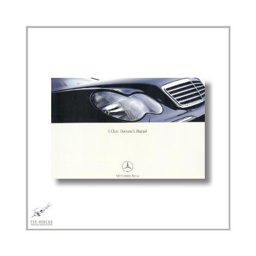 Mercedes-Benz C-Class (00>) Operator`s Manual 2003