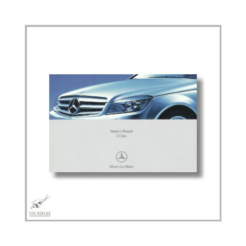 Mercedes-Benz C-Class (07>) Owner`s Manual 2007