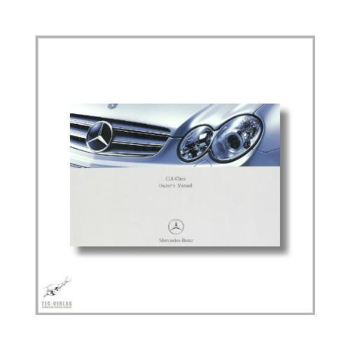 Mercedes-Benz CLK-Class (02>) Owner`s Manual 2006