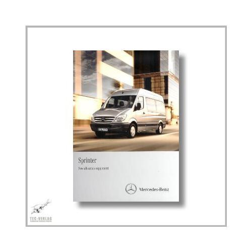 Mercedes-Benz Sprinter (06>) Supplement Fuse Allocation 2011