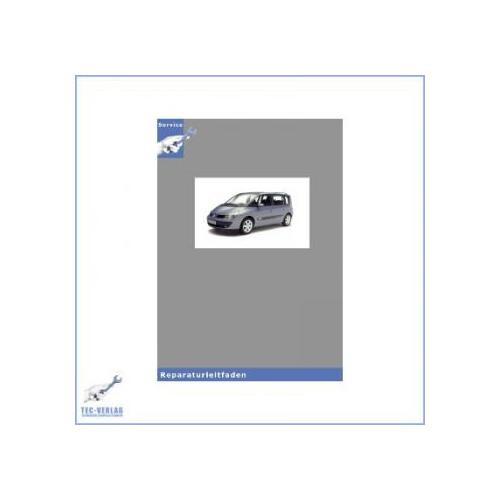 Renault Espace IV (02>) 2.0l Motor 16V - Werkstatthandbuch
