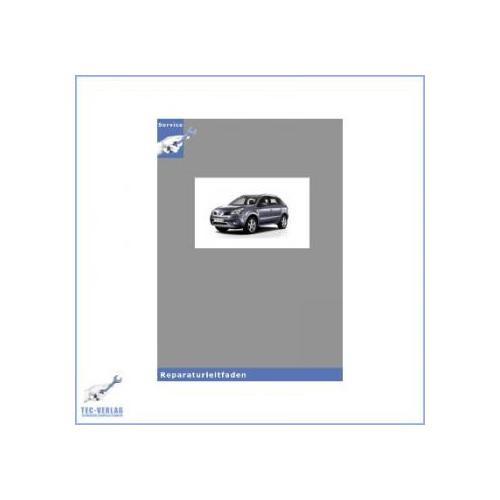 Renault Koleos (>08) Verkabelung , Relais , Sicherungen - Verkabelungsanleitung
