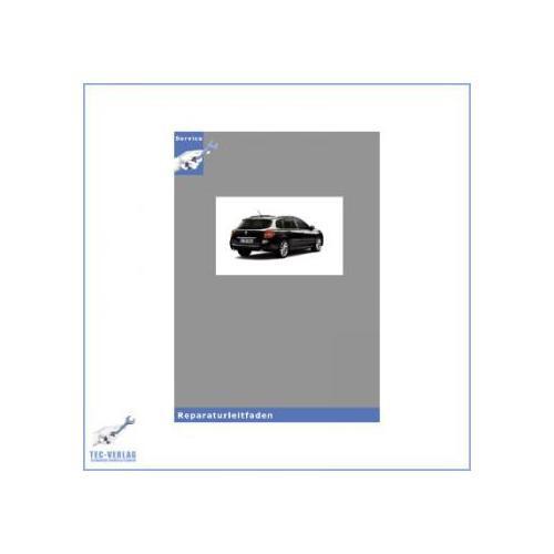 Renault Laguna III (07>) Dieselmotor 2,0L dCi M9R Aggregate - Werkstatthandbuch