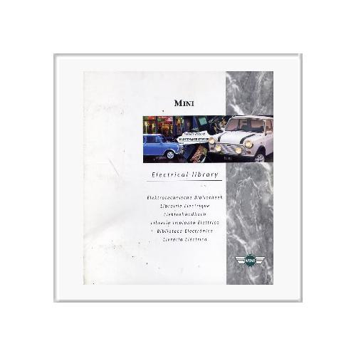 Rover Mini - Elektrohandbuch