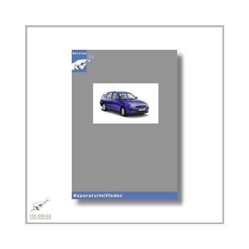 Seat Cordoba Typ 6K (99-02) Karosserie, Montagearbeiten Außen