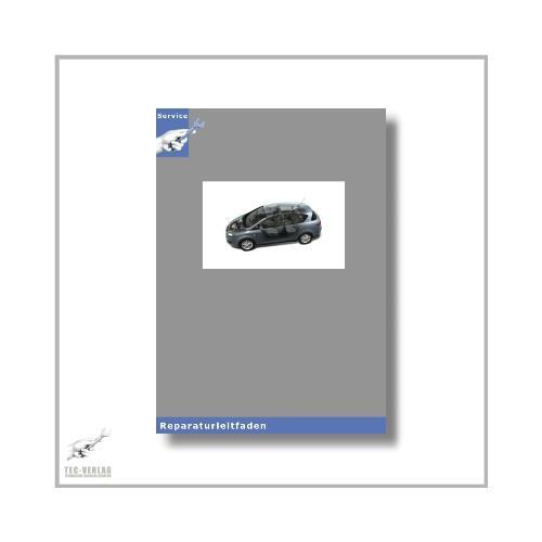 Seat Toledo Typ 5P (04-09) 6-Gang-Doppelkupplungsgetriebe 02E