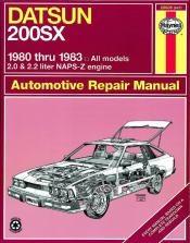 Datsun 200SX Repair Manual Haynes