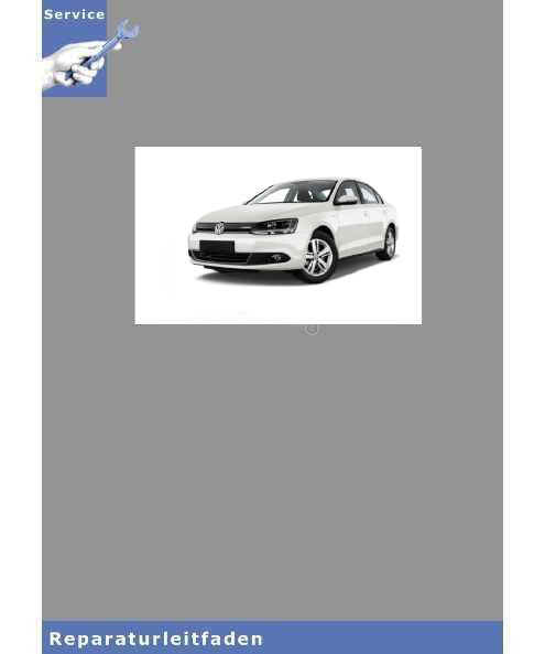 VW Jetta VI, Typ NCS (10>) 6 Gang-Doppelkupplungsgetriebe 02E
