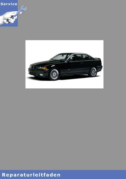 BMW 3er E36 Limousine (89-98) Karosserie Aussen