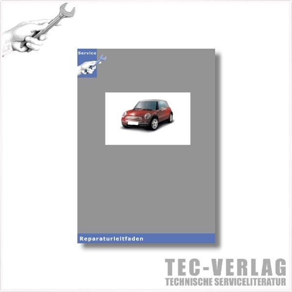 BMW MINI R57 (07-15) Karosserie und Karosserieinstandsetzung - Werkstatthandbuch