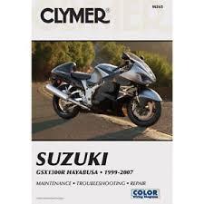 Suzuki GSX1300R HAYABUSA (99-07) - Reparaturanleitung