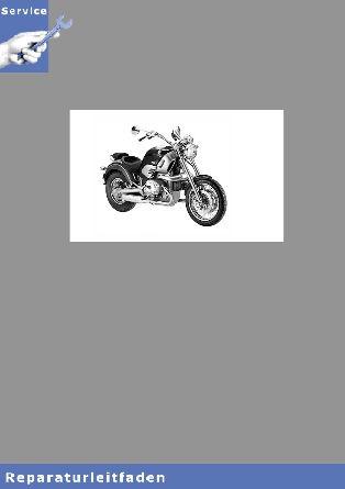 BMW R 850/1200 C  (97-04) - Reparaturanleitung