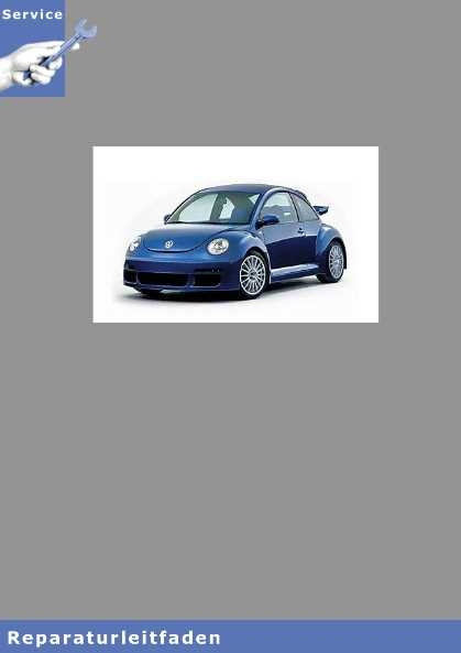 VW New Beetle RSi (01-10) Motronic inject and ignition system 6 cyl. Injection engine