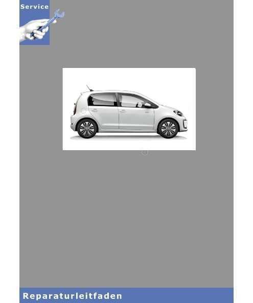 VW Up! - Kommunikation - Reparaturanleitung