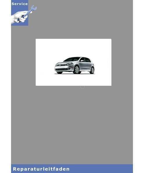 VW Golf VI, Typ 5K (08-13) 7 Gang-Doppelkupplungsgetriebe 0AM