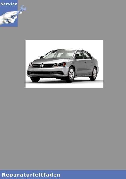 VW Jetta - Karosserie Montagearbeiten Außen