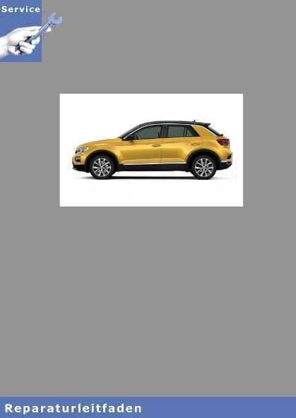 VW T-Roc 7 Gang DSG 0CW - Reparaturanleitung