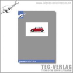 BMW MINI R53 (04-06) Automatikgetriebe - Werkstatthandbuch