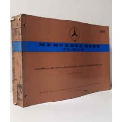 Mercedes L /  LP 327  - Fahrgestell- und Aufbau Ersatzteilliste, Parts List