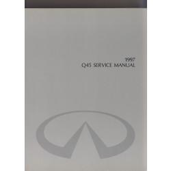 Infiniti Q45 (96-01) - Service Manual