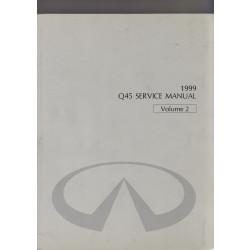 Infiniti Q45 (96-01) - Service Manual Volume 2