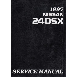 Nissan 240SX (93-99) -  Service Manual