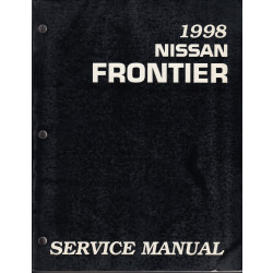 Nissan Frontier (98-00) -  Service Manual