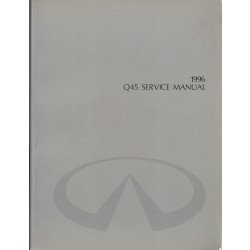 Infiniti Q45 (89-06) - Service Manual