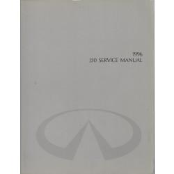 Infiniti J30 (92-97) -  Service Manual