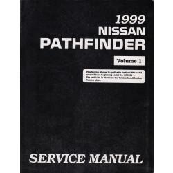 Nissan Pathfinder (95-04) - Service Manual Volume 1