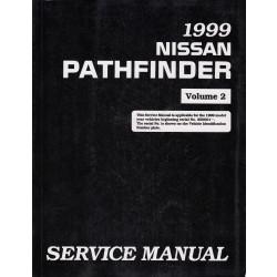 Nissan Pathfinder (95-04) - Service Manual Volume 2