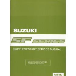 Suzuki Swift SF Series (95-03) -  Service Manual Edit. 1996