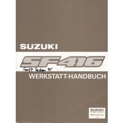 Suzuki Swift Sedan (89) - Werkstatthandbuch mit 1 Erweiterungen