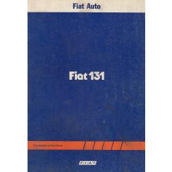 Fiat 131 (1981)  - Werkstatthandbuch