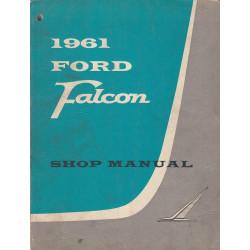 Ford Falcon (1961) - Werkstatthandbuch Shop Manual (Englisch)