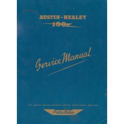 Austin Healey 100 BN1 - Werkstatthandbuch Service Manual